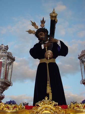 Muy Antigua, Real, Ilustre y Fervorosa Hermandad del Santísimo Sacramento y Cofradía de Nazarenos de Nuestro Padre Jesús Nazareno y Nuestra Señora del Rosario Coronada.