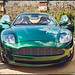 Aston Martin Project Vantage Concept (1998)