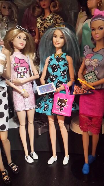 Sanrio Girls