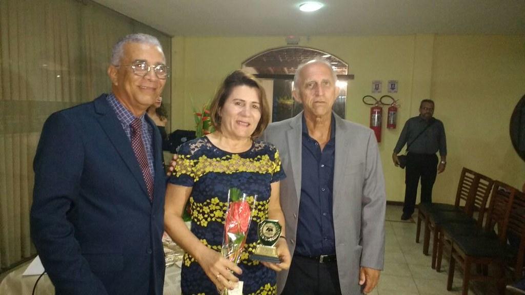 UFRN- Reitora Ângela Pàiva e o Esposo Maelson