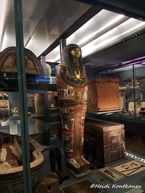 Funerary equipment of Nakhtefmut