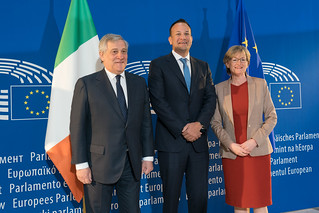 Irish Taoiseach Varadkar to debate future of Europe with MEPs