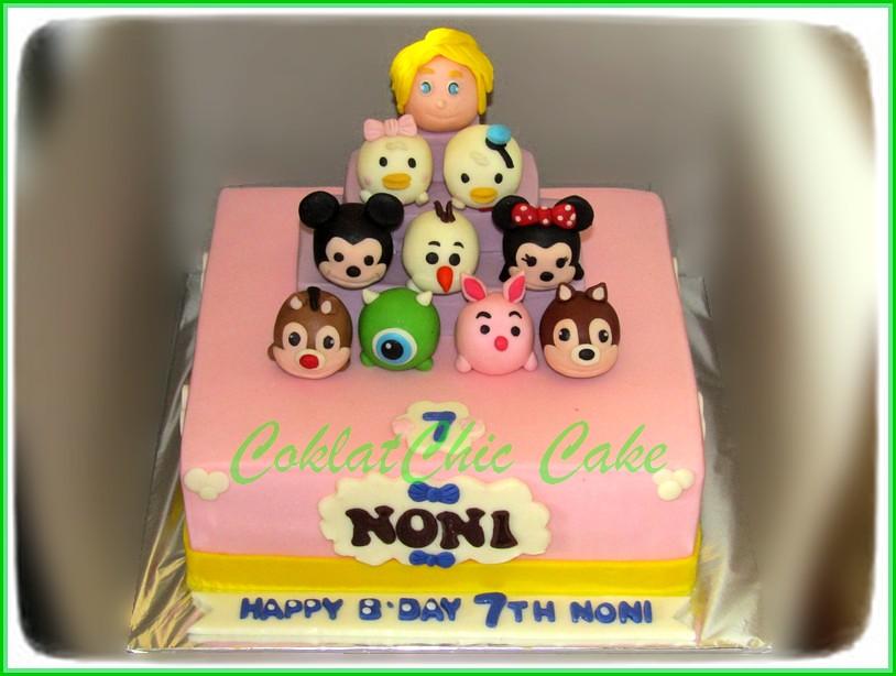 Cake Tsum Tsum NONI 22 cm