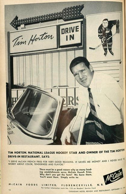 CHRR 1964-09-15 TIMHORTON AD