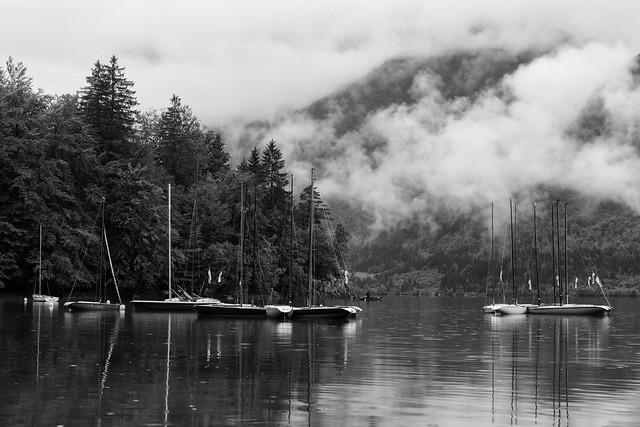 Lake Bohinj - Slovenia