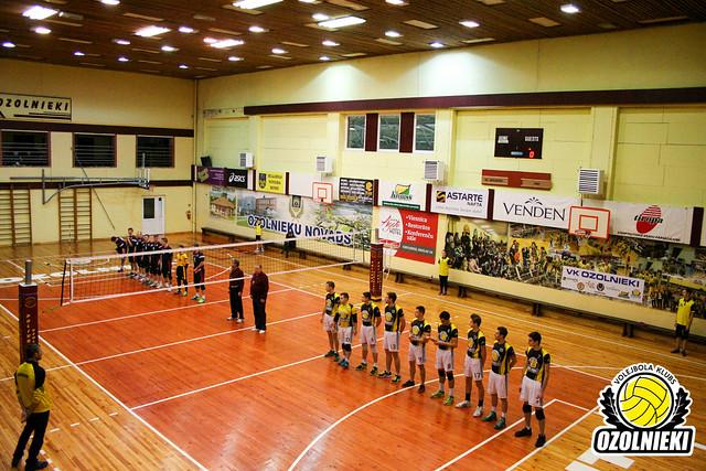 VK Ozolnieki vs SK/Lokomotīve 2018.01.13
