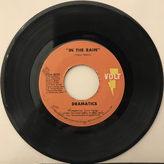 DRAMATISC:IN THE RAIN(RECORD SIDE-A)