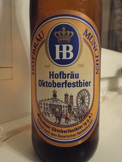 Hofbräu München, Hofbräu Oktoberfestbier, Germany