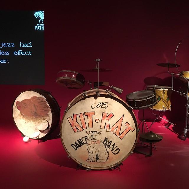 Kit Kat drums