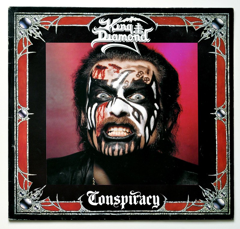 A0452 KING DIAMOND Conspiracy