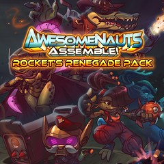 Rocket's Renegades – Awesomenauts Assemble! Character Pack