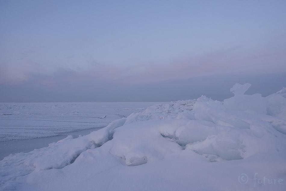 Ice, icy, sea, hummock, Lahemaa, National, Park, Estonia, Kaido Rummel