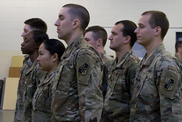 Team from 629th MI Bn. deploys