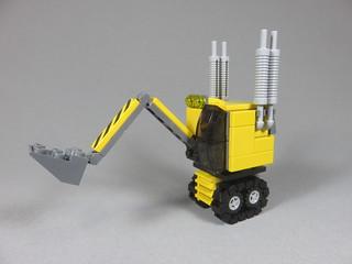 Excavator BrickTankz