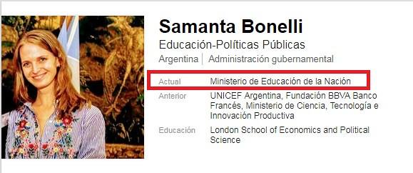 Samanta Bonelli
