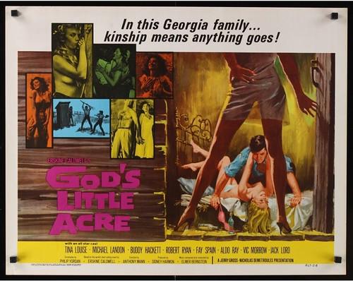 God`s Little Acre - Poster 4