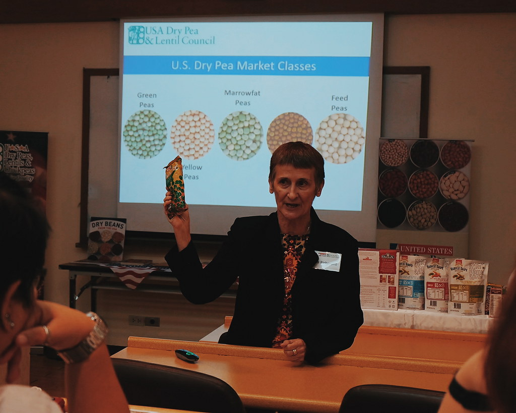 US Pulses Superfood for Millennials Bangkok Thailand