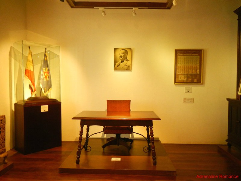 Office, Elpidio Quirino National Museum
