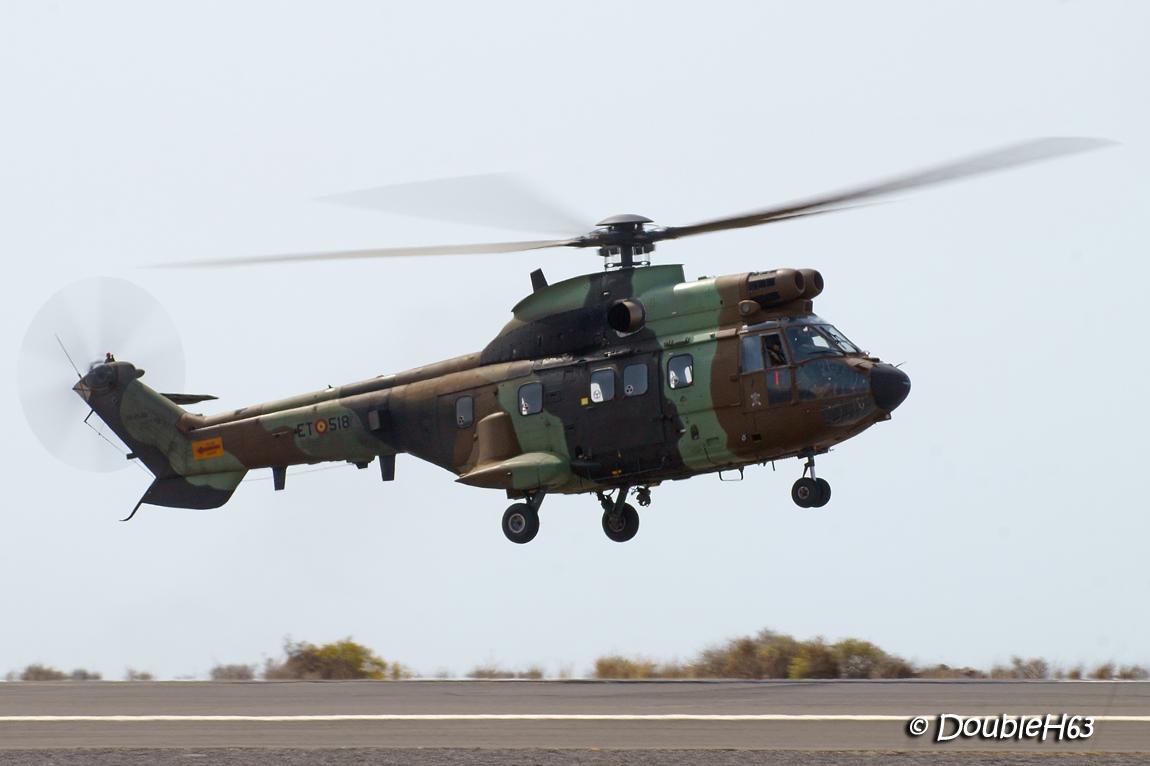 ET-518 Super Puma Spain Army GMZ