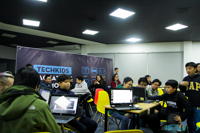 Techkids C4K Demo Day, Canon EOS 60D, Canon EF-S 17-55mm f/2.8 IS USM