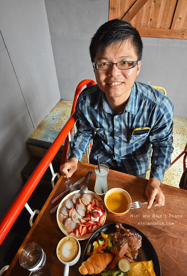 ici cafe 台南草莓鬆餅 早午餐09