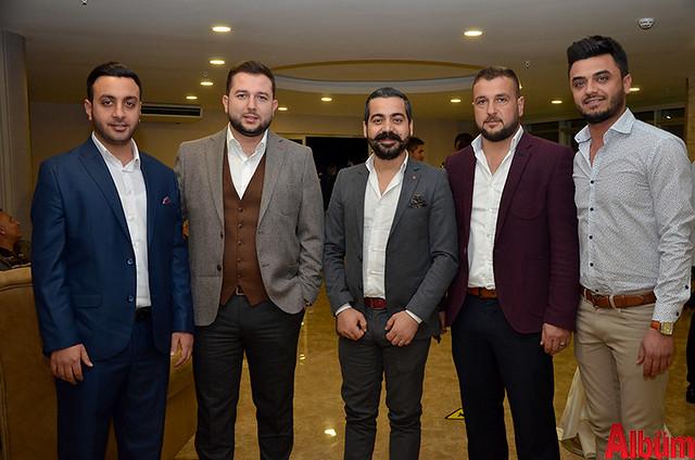 Mazlum Tekin, Fatih Kurşun, Mustafa Koca, Habil Subaşı, Hakan Türemiş
