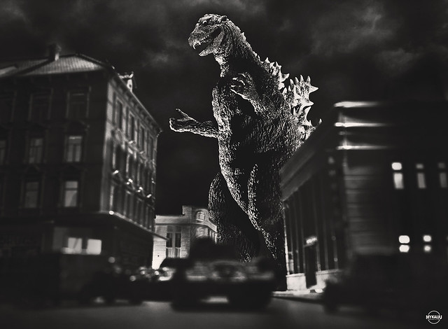Flickr: The Godzilla ゴジラ World of Gojira - [WoG] Pool