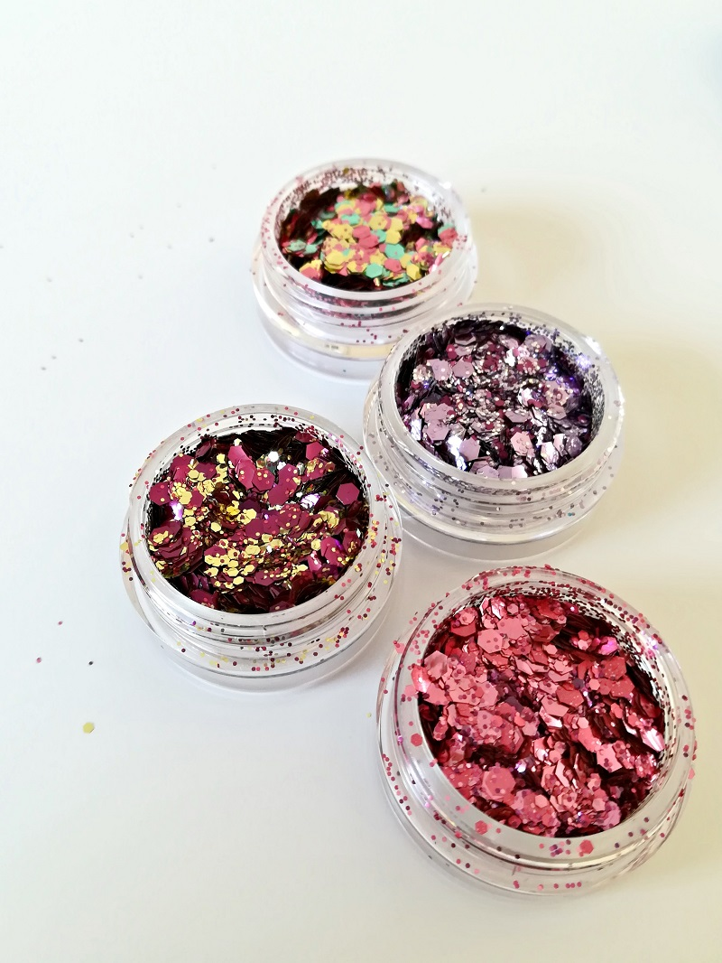G BEAUTY LAB GLITTERS