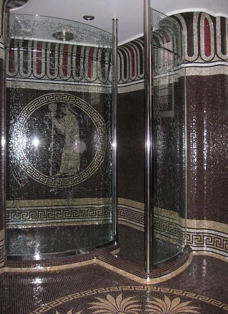 ohýbané bezpečnostní sklo