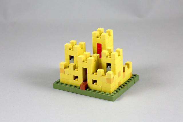 LEGO Modulex Classic Castle 375