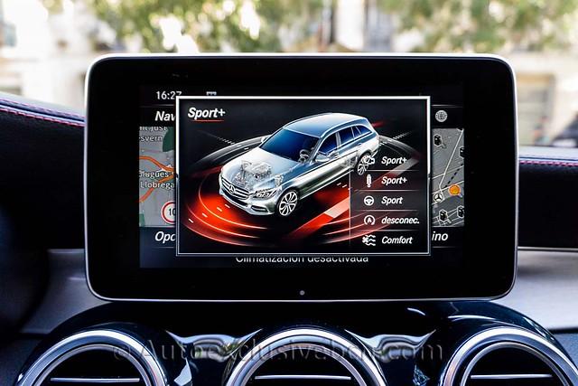 Mercedes C 43 AMG Estate | 367 c.v | Blanco Diamante | Auto Exclusive BCN