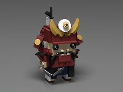 Samurai Brickhead