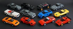 Lego Speed Champions for Adults x12