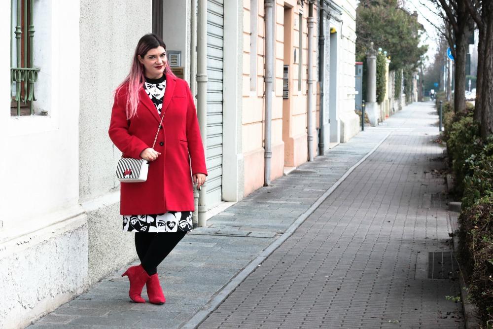 Outfit plus size monki, bianco rosso e nero (7)