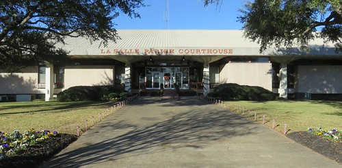 La Salle Parish Courthouse (Jena, Louisiana)