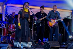 Somi Live concert in Kigali Marriot Hotel ,13nd Feb 2018