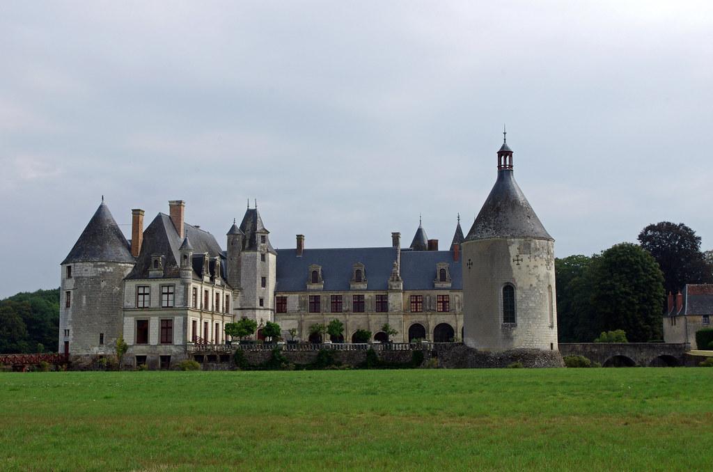 Un été au château - Marie Husson-Robert