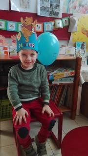 2018 - 02 - 22 Oliver is jarig (2)