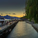 Queenstown goes to sleep