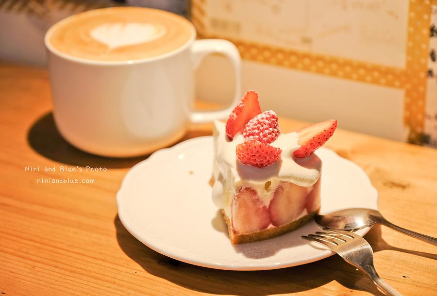 草屯美食 草屯咖啡 草莓甜點 甜客思18