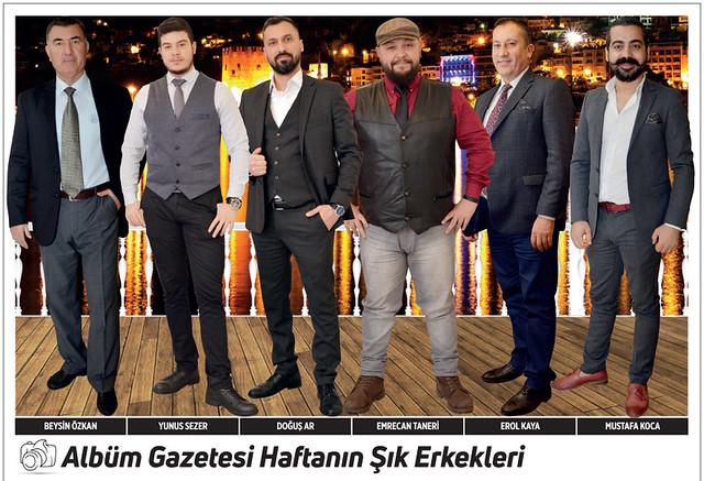 Beysin Özkan, Yunus Sezer, Doğuş Ar, Emrecan Taneri, Erol Kaya, Mustafa Koca