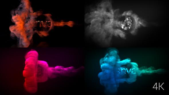 Smoke Logo - Premiere Pro - 25