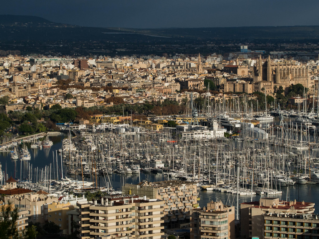 Sightseeing in Palma de Mallorca - tips for a winter holiday