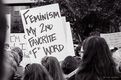 Dallas Women's March 2018