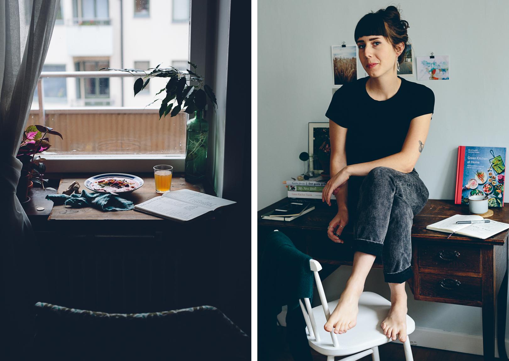 Digital Detox & Bye Bye Stockholm | Cashew Kitchen