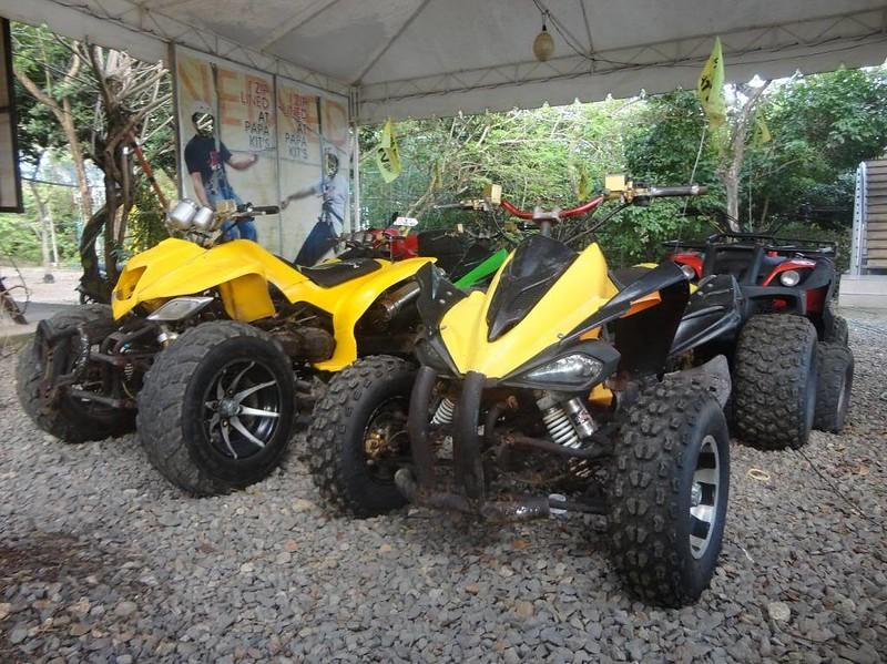 Papa Kit's ATV