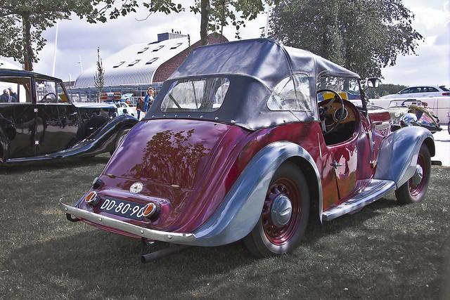 Singer Nine Roadster 4A 1949 (5325)