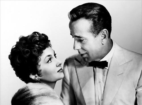Beat the Devil - Promo Photo 1 - Gina Lollobrigida and Humphrey Bogart