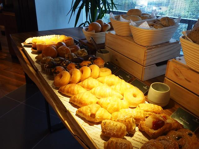 ルネッサンスkul朝食