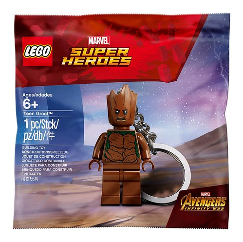 LEGO Marvel Super Heroes Teen Groot (5005244)